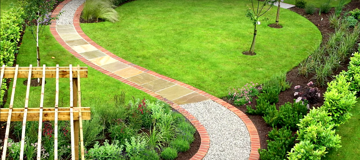 Front-Yard-And-Backyard-Landscaping; Great Home Remodeling Projects