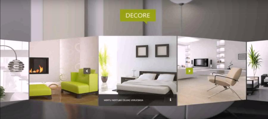 Interior Design HTML Templates