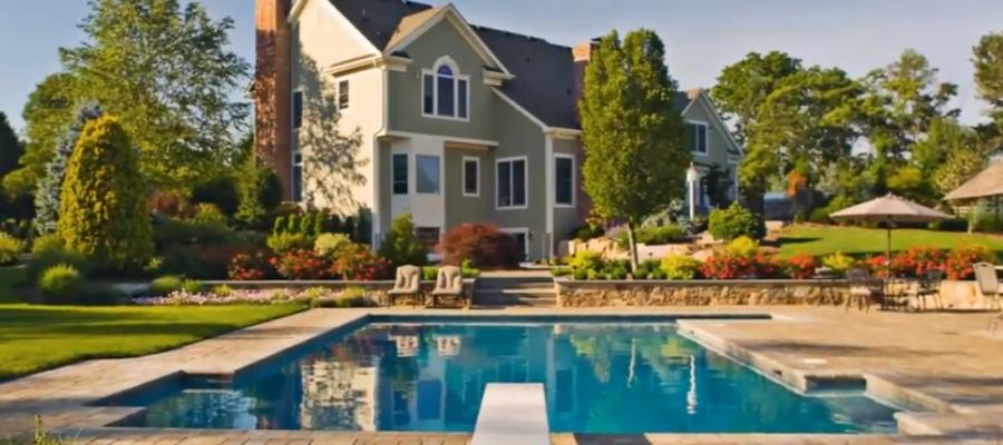 Modern Backyard Landscaping Great Ideas; Home Improvement Projects