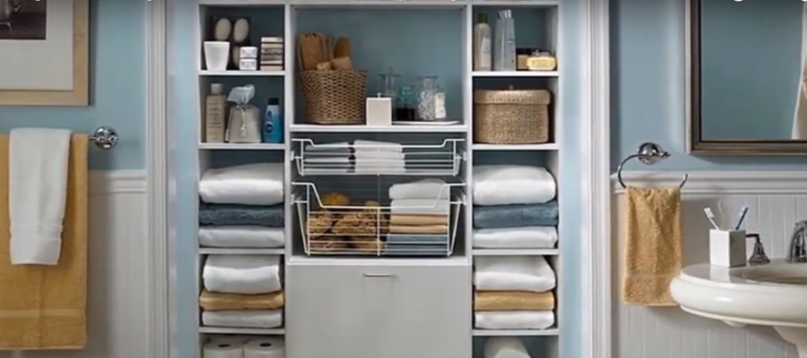 Storage Ideas For Small Areas; Home Improvement Projects
