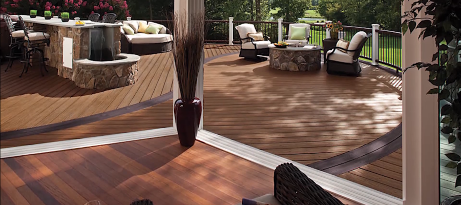 Deck Construction Materials; Home Improvement And Outdoor Renovation Great Ideas